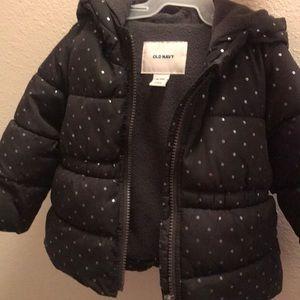 Infant winter jacket
